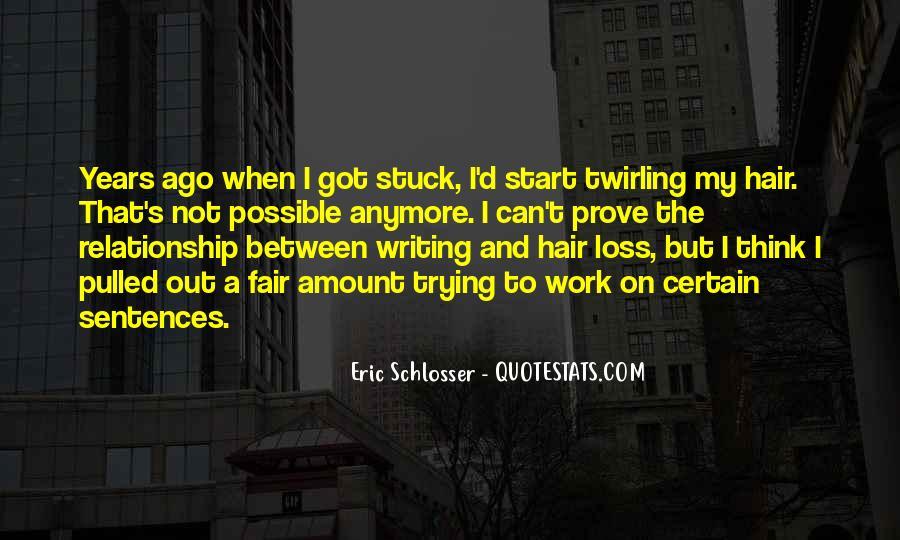Schlosser's Quotes #861612