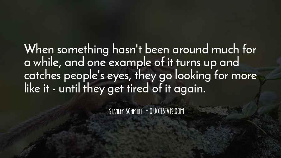 Schmidt's Quotes #1052688