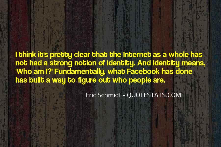 Schmidt's Quotes #1114475