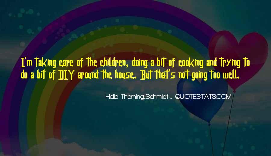 Schmidt's Quotes #1204709