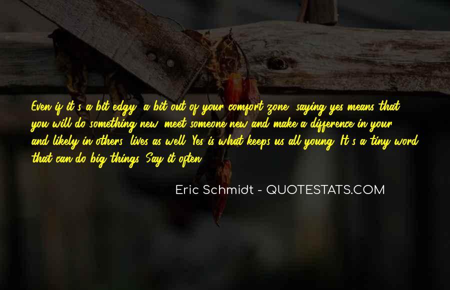Schmidt's Quotes #1276437