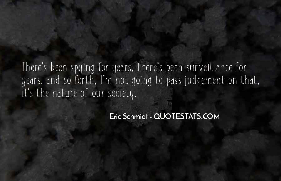 Schmidt's Quotes #776008