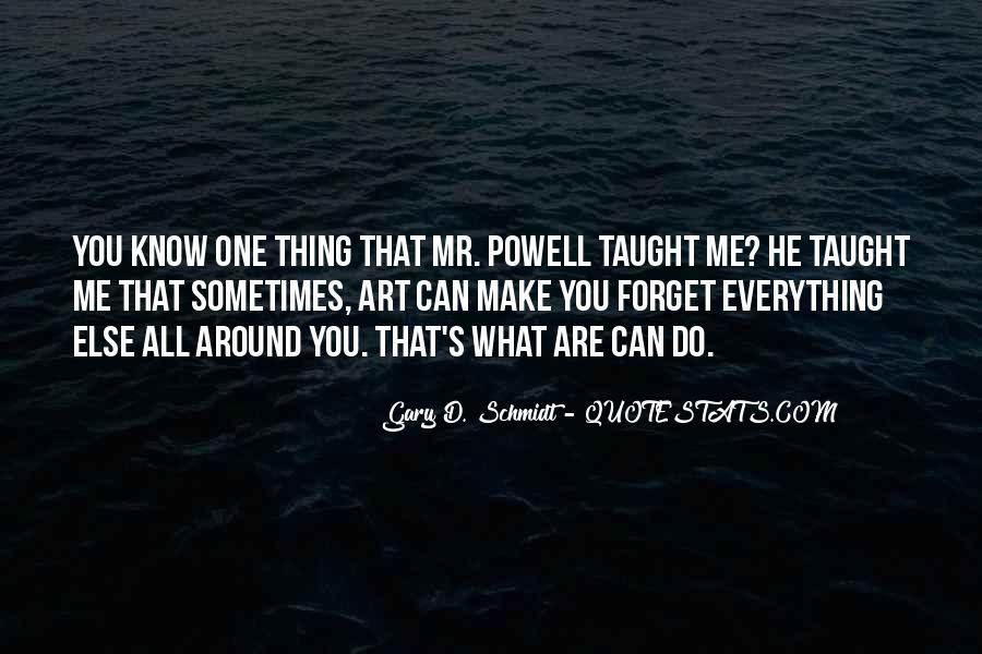 Schmidt's Quotes #830934