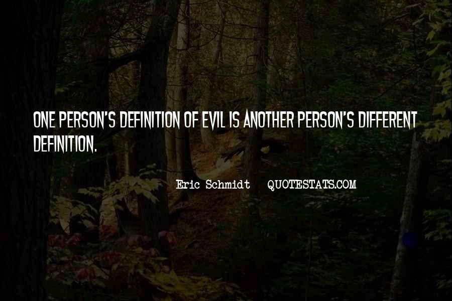 Schmidt's Quotes #927978
