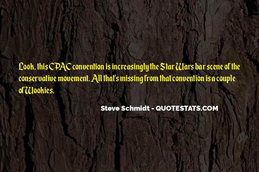 Schmidt's Quotes #928277