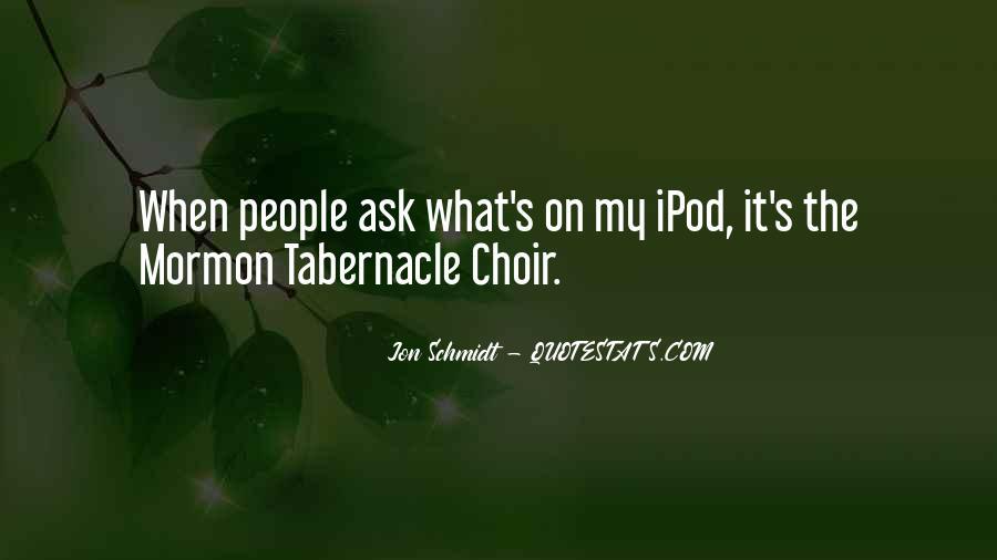 Schmidt's Quotes #994368