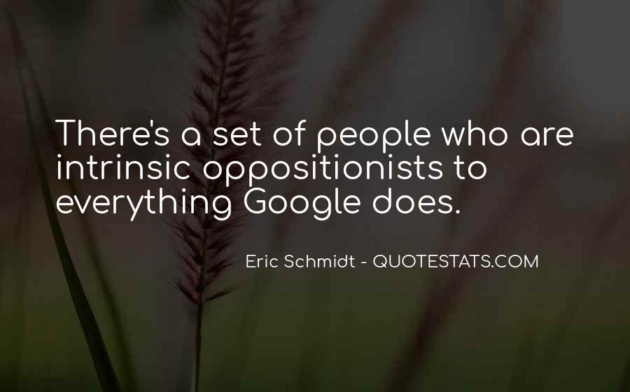 Schmidt's Quotes #997426
