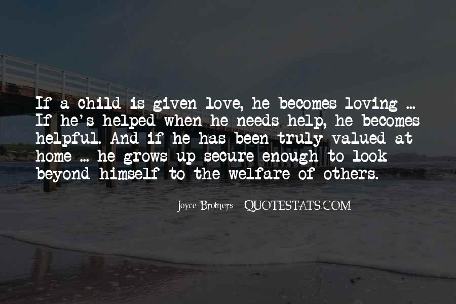Quotes About Growing To Love Someone #70350