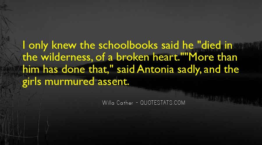Schoolbooks Quotes #1493974