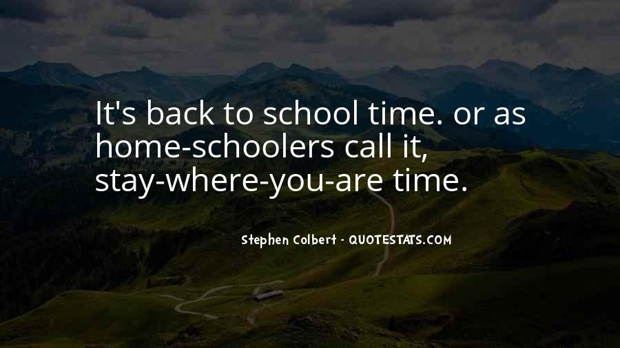 Schoolers Quotes #717481