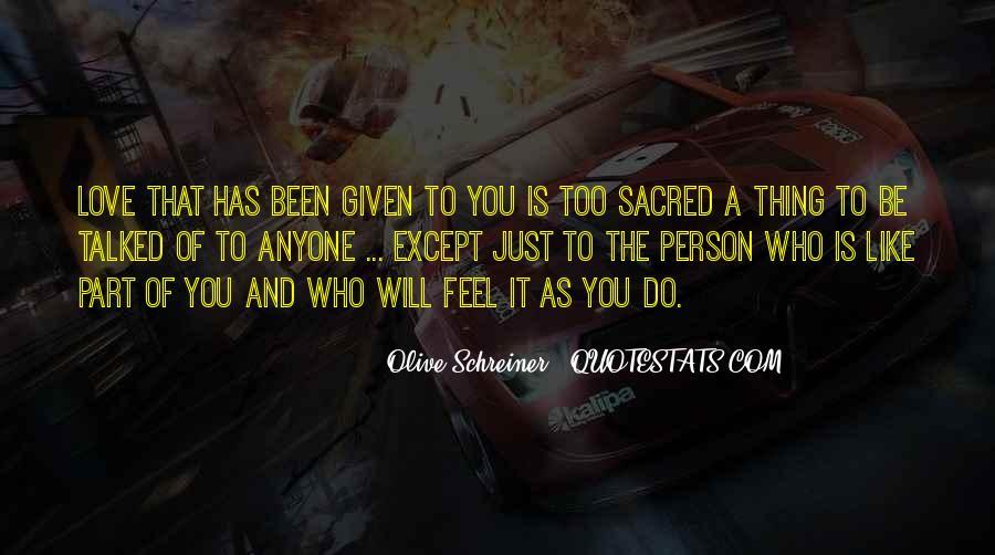 Schreiner Quotes #1515564