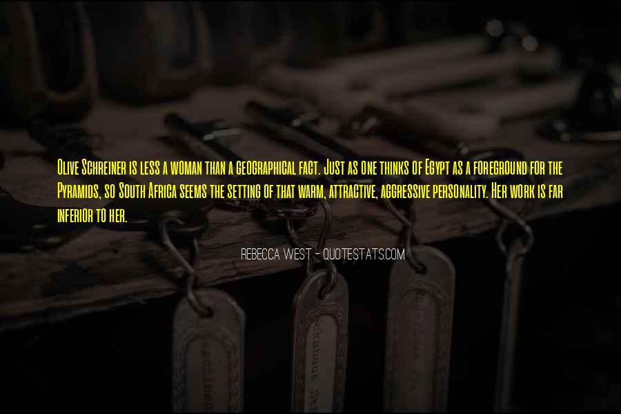 Schreiner Quotes #310500