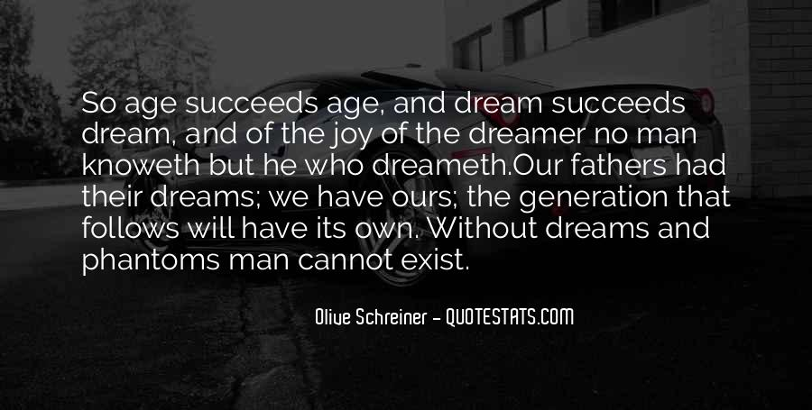 Schreiner Quotes #341521