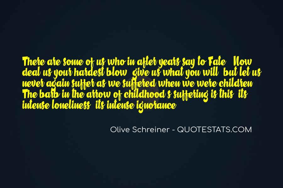 Schreiner Quotes #355140
