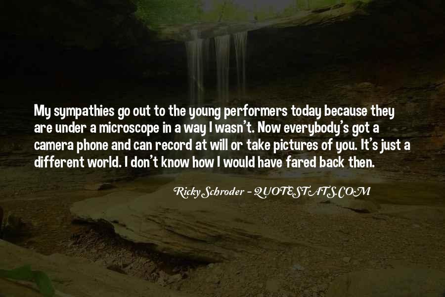 Schroder Quotes #1200129