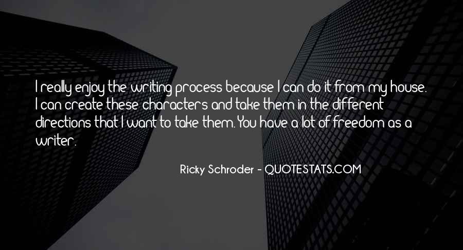 Schroder Quotes #125899