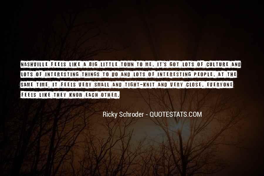 Schroder Quotes #131165