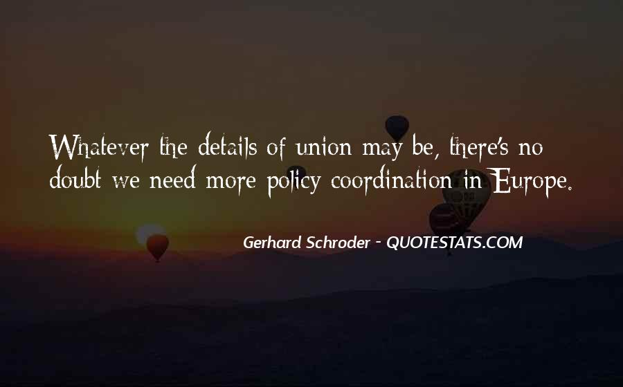 Schroder Quotes #1372257