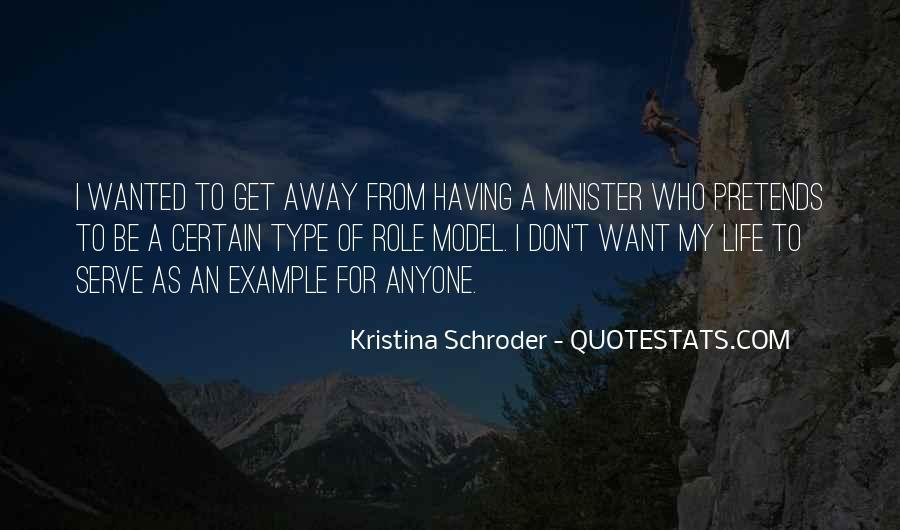 Schroder Quotes #243811