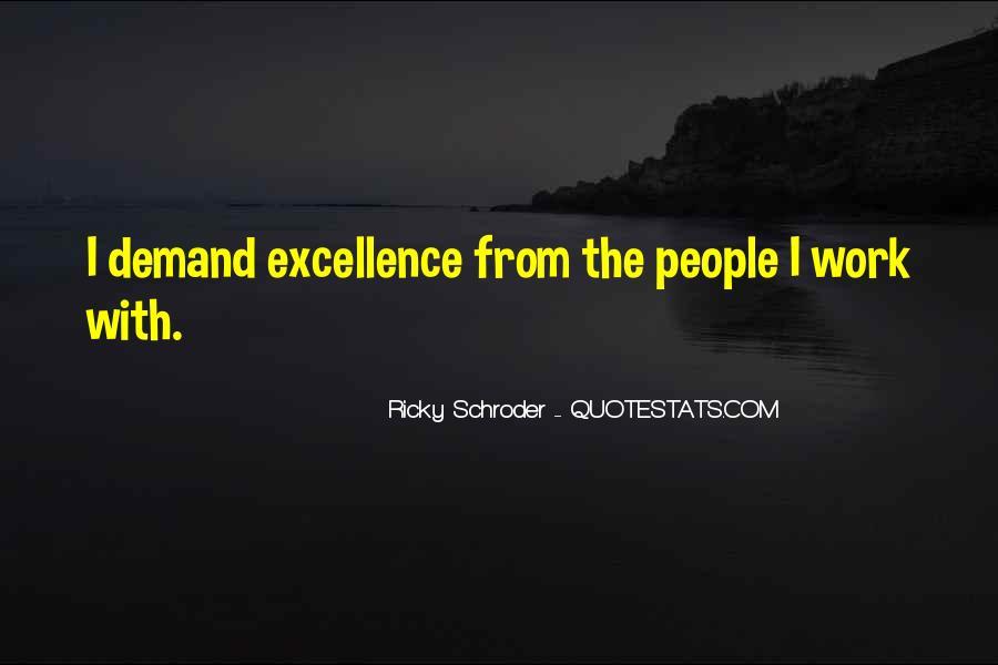 Schroder Quotes #255506