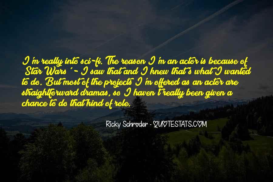 Schroder Quotes #288502