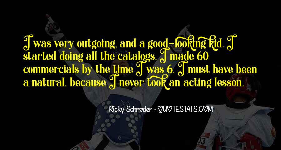 Schroder Quotes #515134