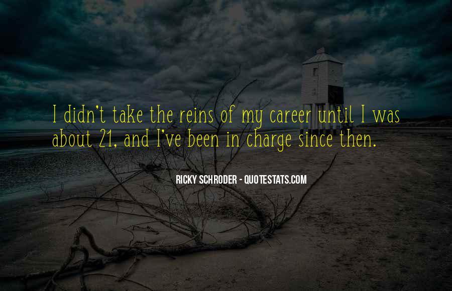 Schroder Quotes #538164