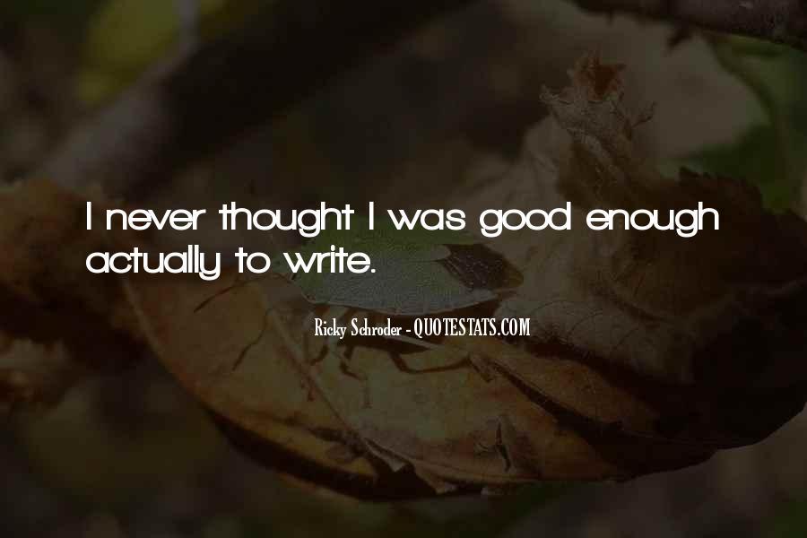 Schroder Quotes #542751