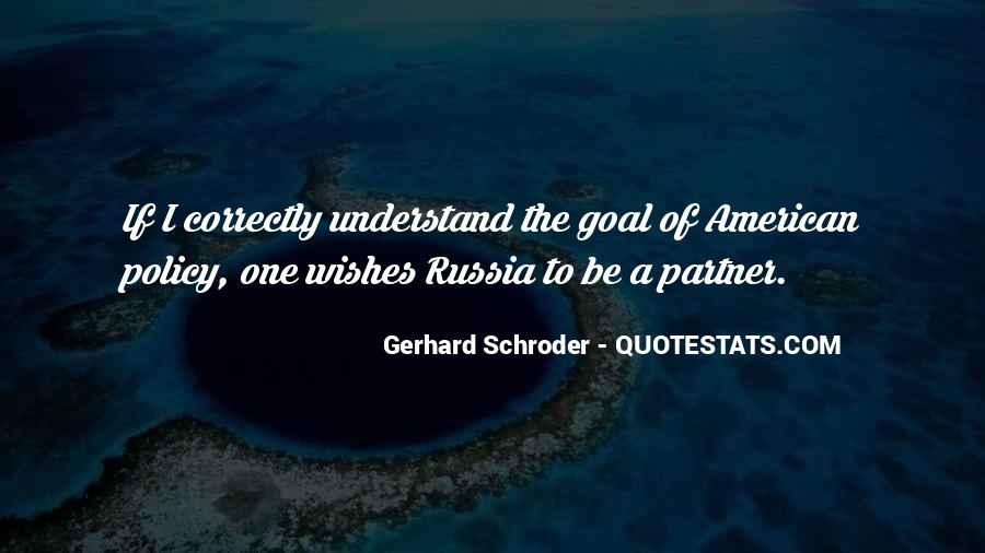 Schroder Quotes #547567