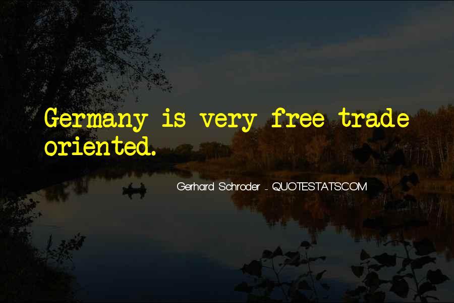 Schroder Quotes #691354