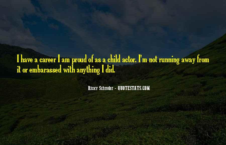 Schroder Quotes #766068