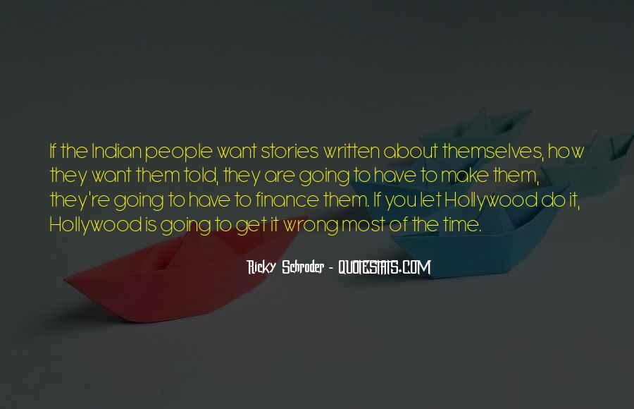 Schroder Quotes #793458