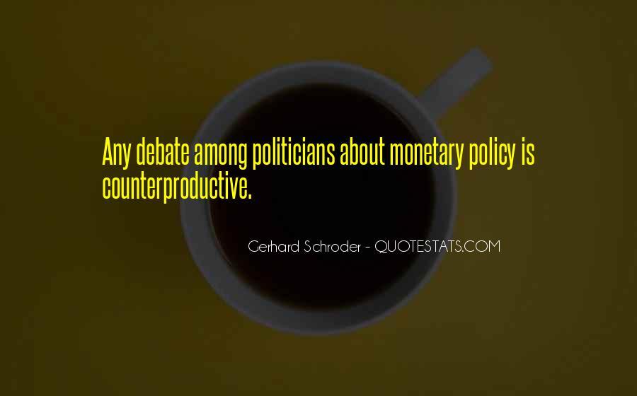 Schroder Quotes #801364