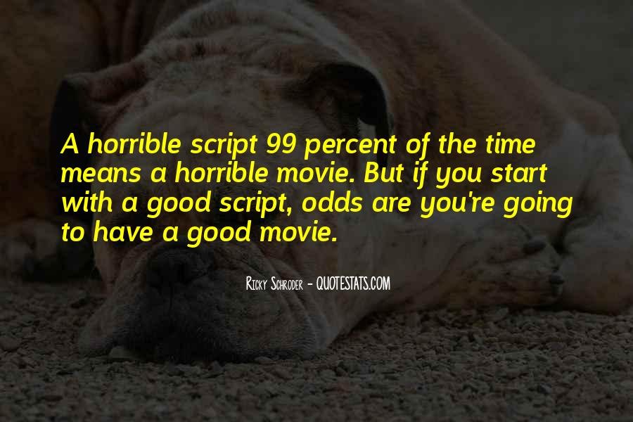Schroder Quotes #868380