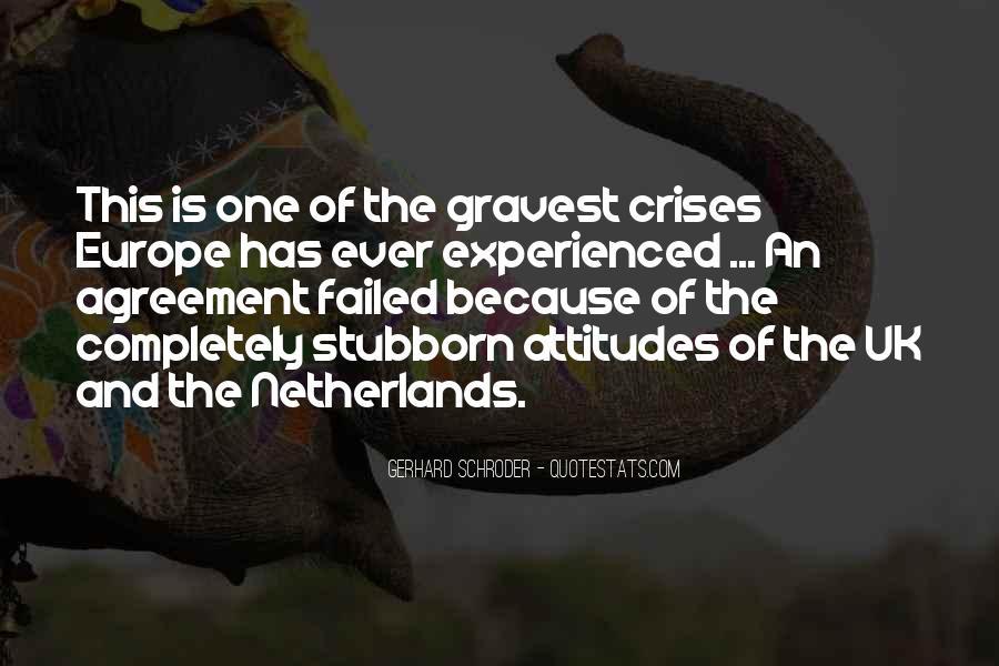 Schroder Quotes #91895