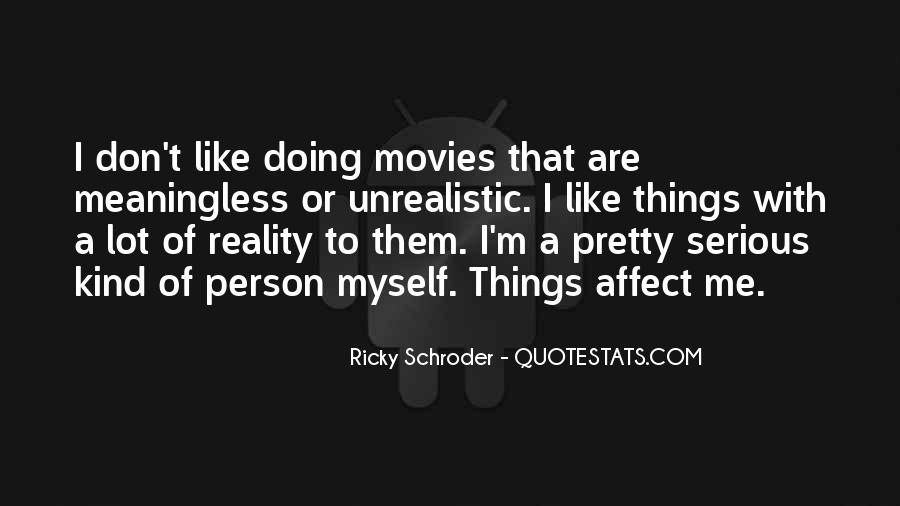 Schroder Quotes #941503