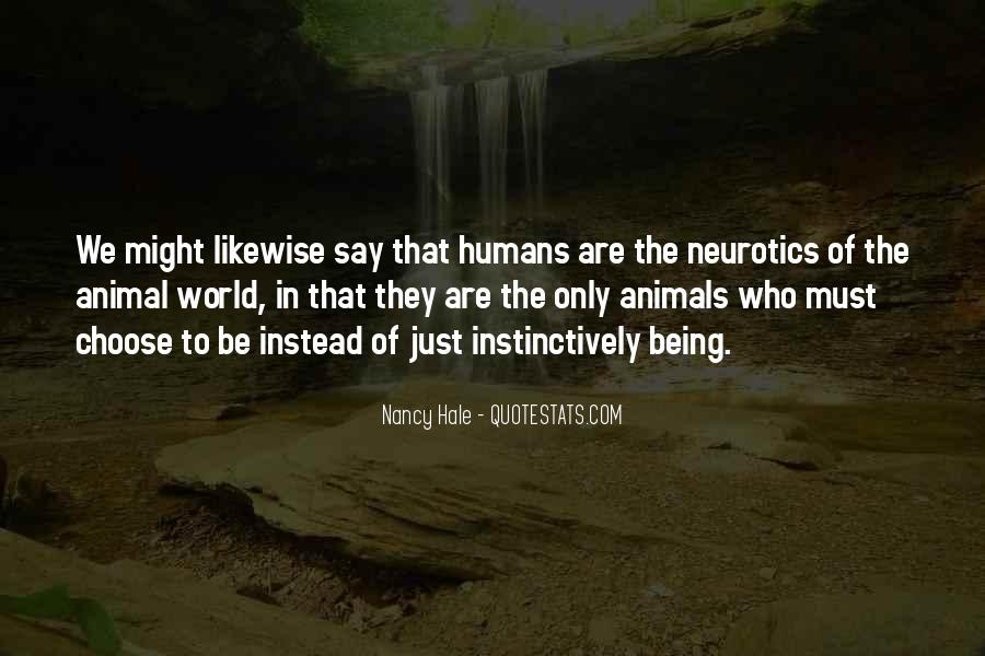 Quotes About Neurotics #1110122