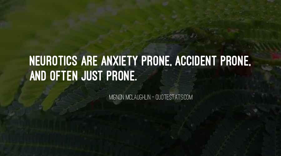 Quotes About Neurotics #1517662