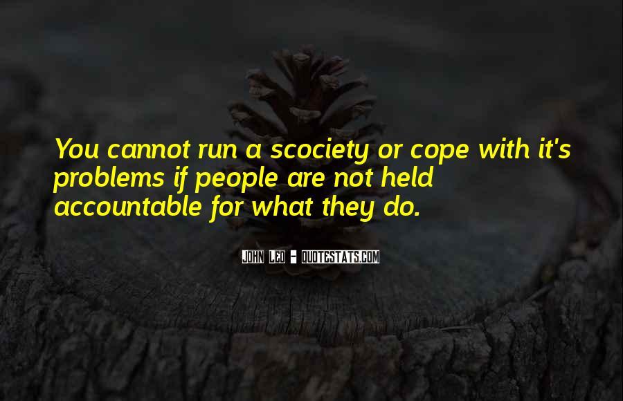 Scociety Quotes #1508336