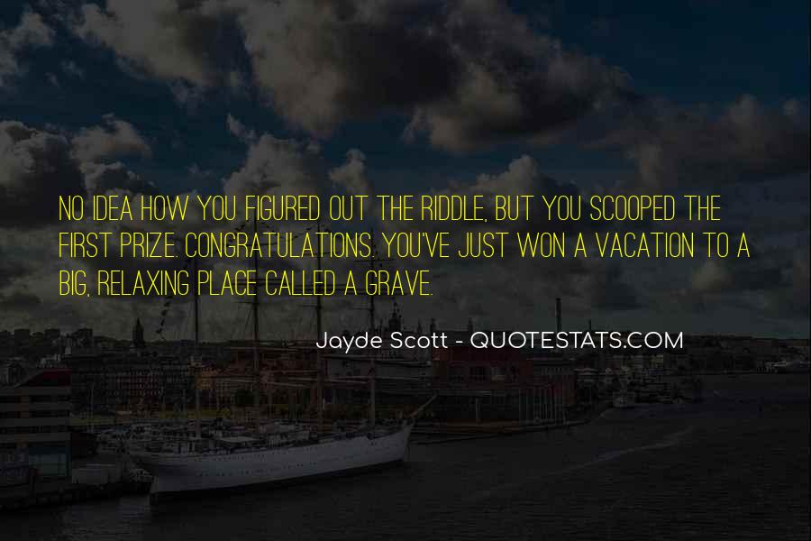 Scooped Quotes #1722123