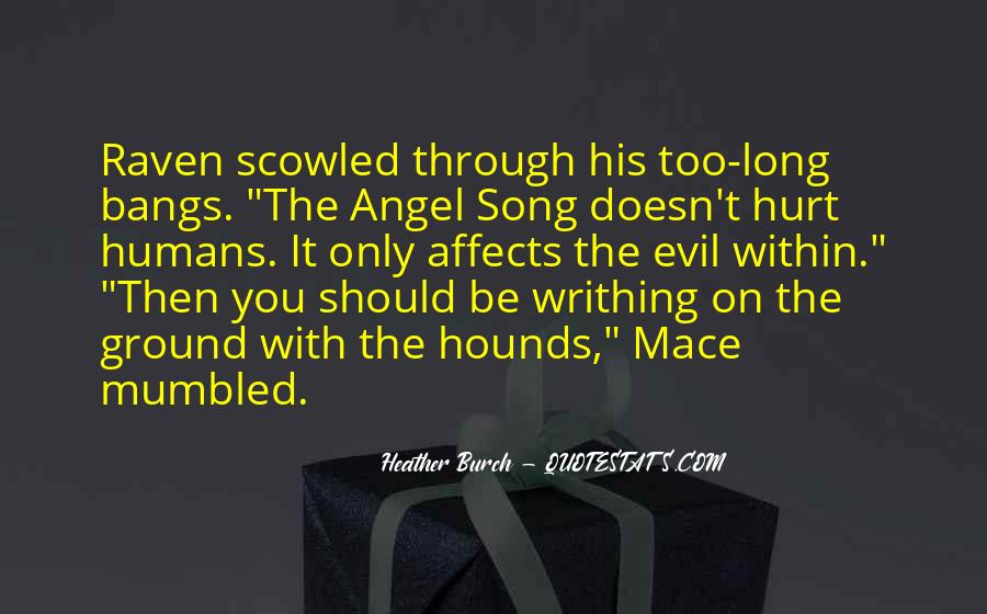 Scowled Quotes #1141465