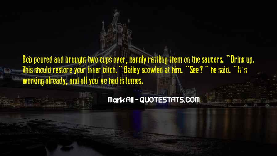 Scowled Quotes #1406617