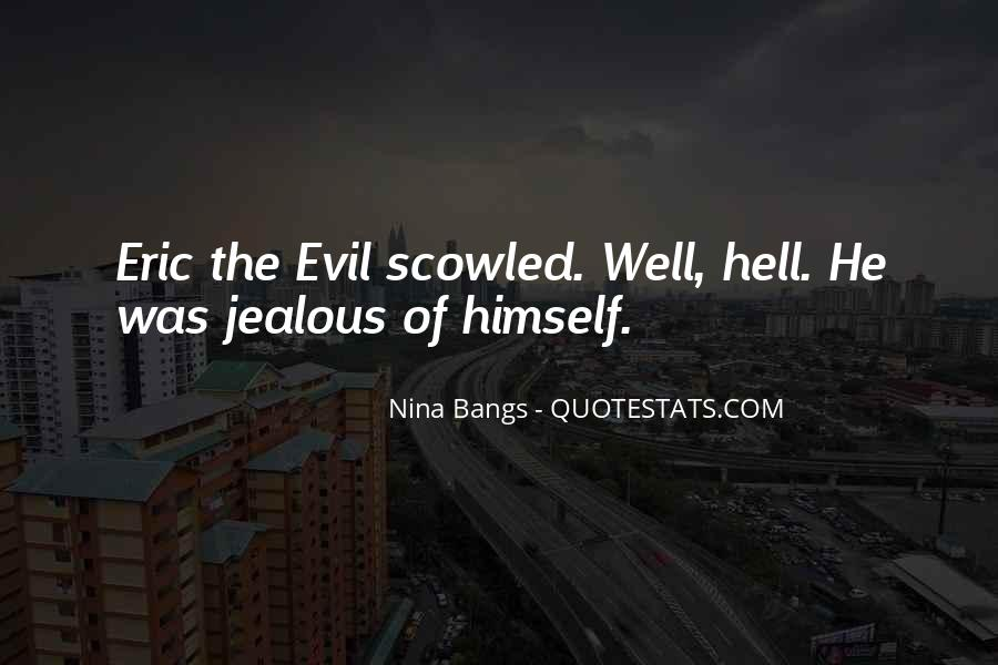 Scowled Quotes #291256