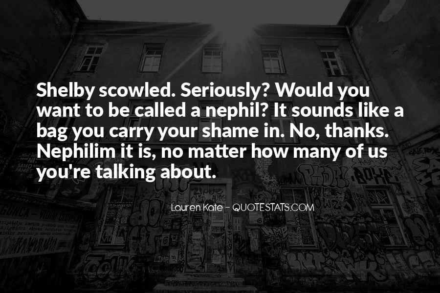 Scowled Quotes #535888