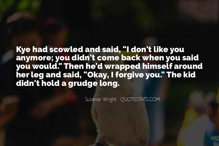 Scowled Quotes #90100