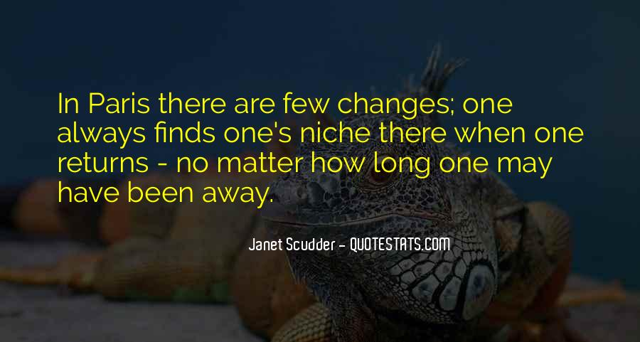 Scudder Quotes #1744194