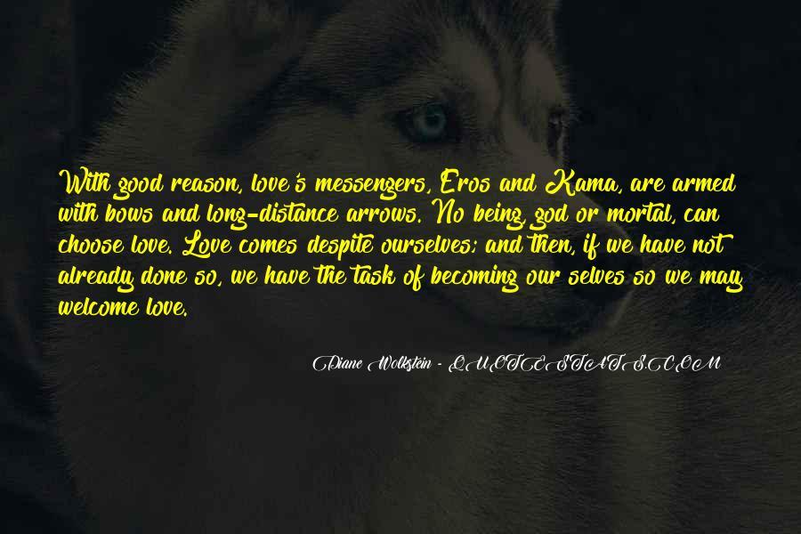 Quotes About Love Despite Distance #1246720