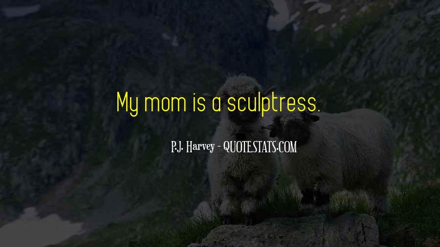 Sculptress Quotes #1236661