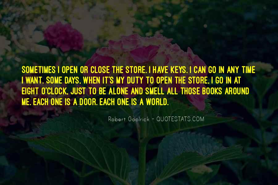 Quotes About I Want To Be Alone #160914