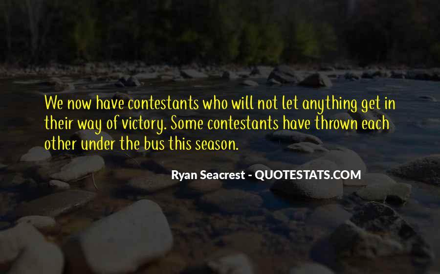 Seacrest's Quotes #1008105